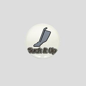 suckitup Mini Button