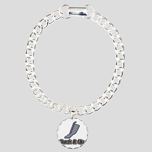 suckitup Charm Bracelet, One Charm