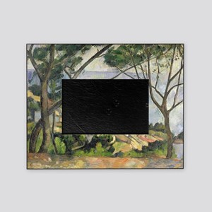 The Sea at lEstaque by Paul Cezanne Picture Frame