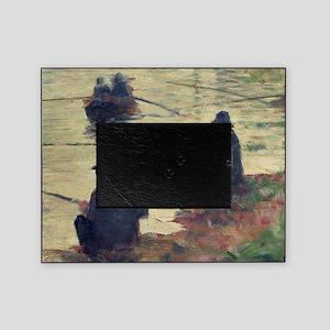 Anglers, Study for La Grande Jatte b Picture Frame