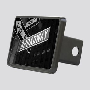 broadway4 Rectangular Hitch Cover