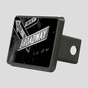 broadway4 Rectangular Hitch Cover