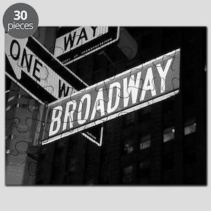 broadway4 Puzzle