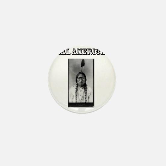 NativeAmerican2_SittingBull Mini Button
