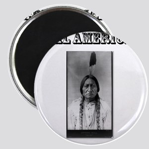 NativeAmerican2_SittingBull Magnet