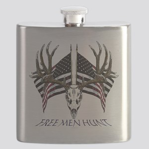 Free men hunt Flask