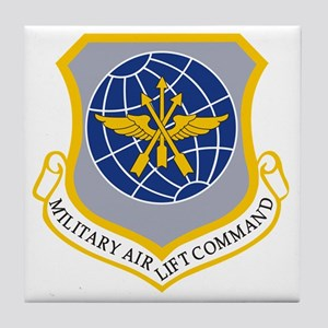 Military Airlift Command MAC Tile Coaster