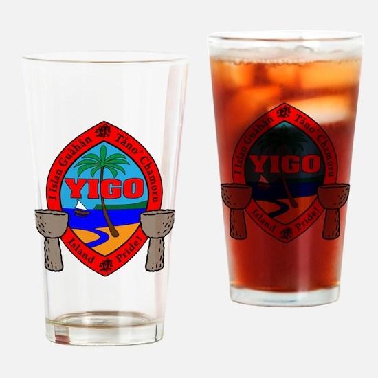 YIGO Drinking Glass