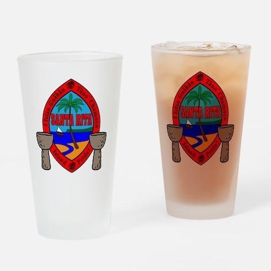 SantaRita Drinking Glass