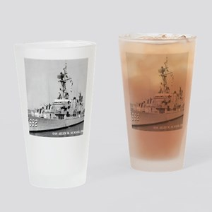 amsumner calendar Drinking Glass