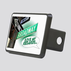 broadway6 Rectangular Hitch Cover
