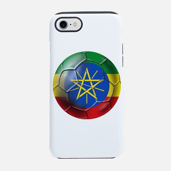 Ethiopia Football iPhone 7 Tough Case