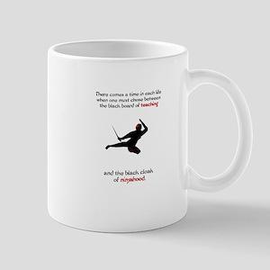 Teaching Ninjahood Mug