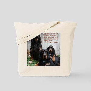 DukeOfGordonSetter2 Tote Bag