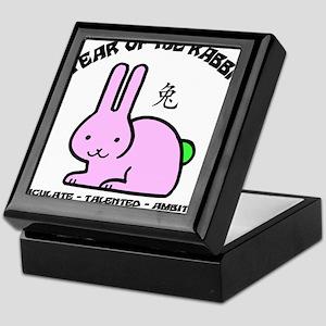 rabbit35light Keepsake Box