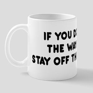 sidewalk Mug