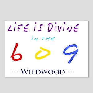 wildwood Postcards (Package of 8)