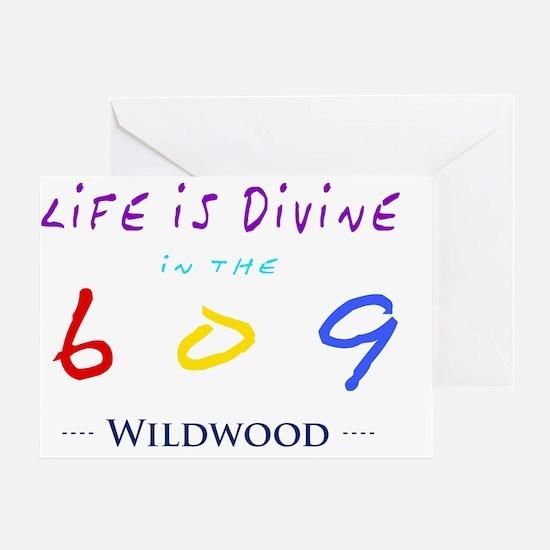 wildwood Greeting Card