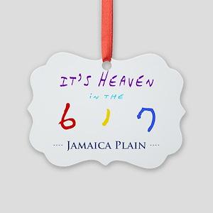 jamaicaplain Picture Ornament