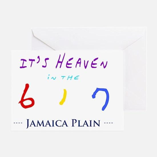 jamaicaplain Greeting Card