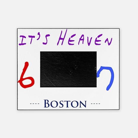 boston Picture Frame