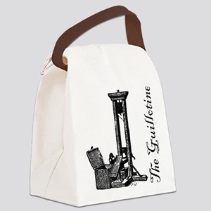 The Guillotine Canvas Lunch Bag