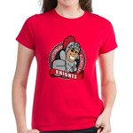 Lady's Red T-Shirt