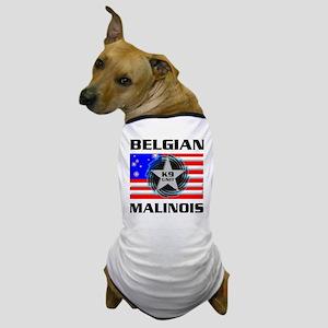 Belgian Malinois-k9, Dog T-Shirt