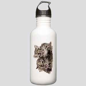 Clouded Leopard Cubs73 Stainless Water Bottle 1.0L