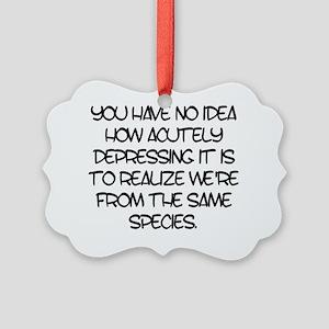 Species_D Picture Ornament