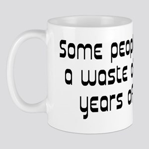 WasteEvo_D Mug
