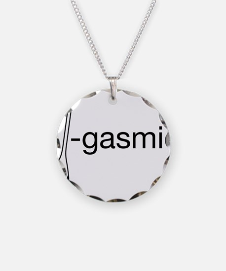 Oargasmic.eps Necklace