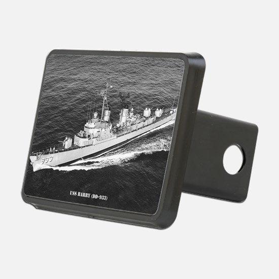 barry large framed print Hitch Cover