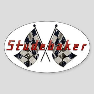 Studebaker Vintage Sticker (Oval)