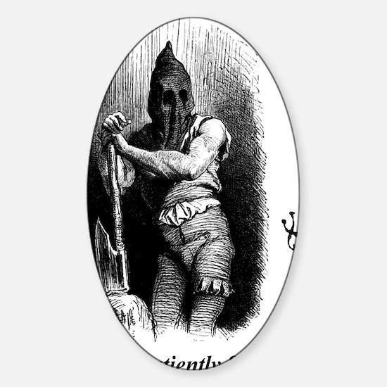 executioner Sticker (Oval)
