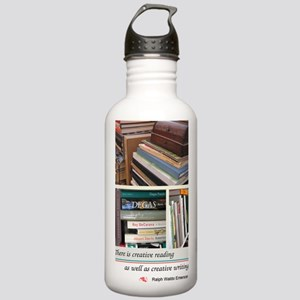 zazzlebook2 Stainless Water Bottle 1.0L