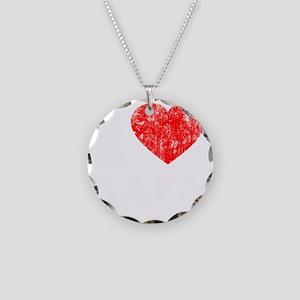 Love Rafa - dk Necklace Circle Charm