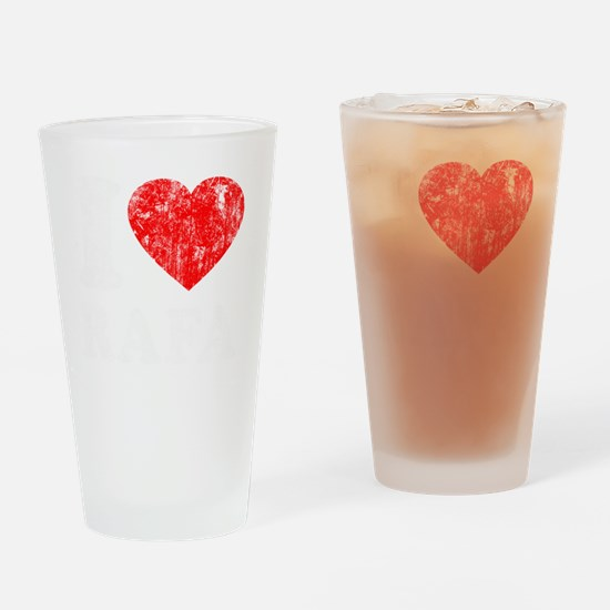 Love Rafa - dk Drinking Glass