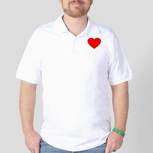 Love Rafa 2 -dk Golf Shirt