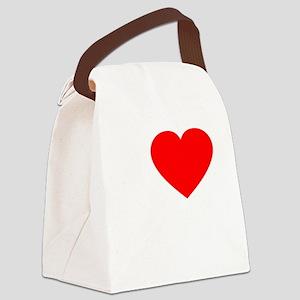 Love Rafa 2 -dk Canvas Lunch Bag