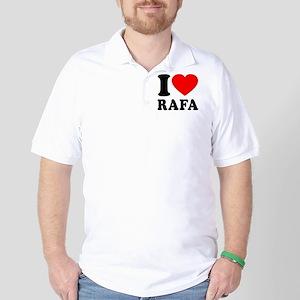 Love Rafa 2 Golf Shirt
