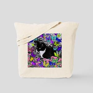 Freckles in Butterflies II Tote Bag
