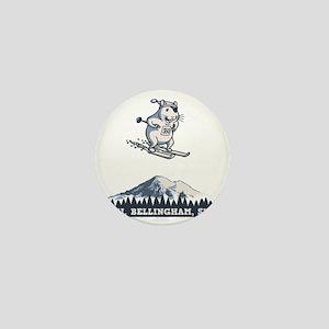 ski-bham-T Mini Button