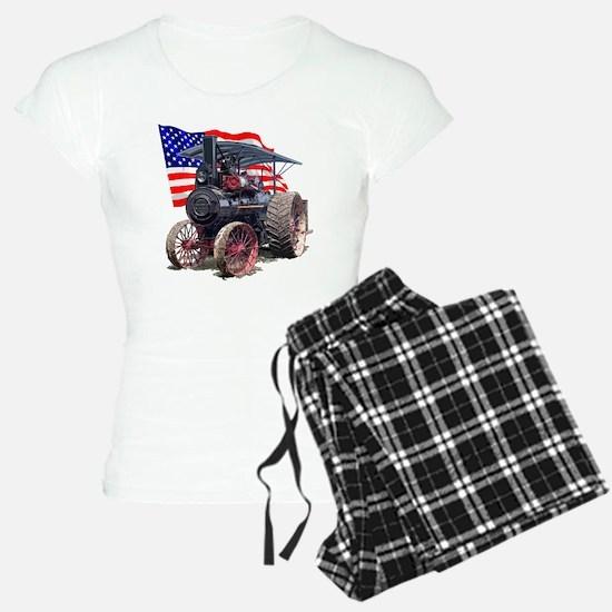AdvanceSteam-10Flag Pajamas
