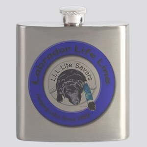 molly round dark copy Flask