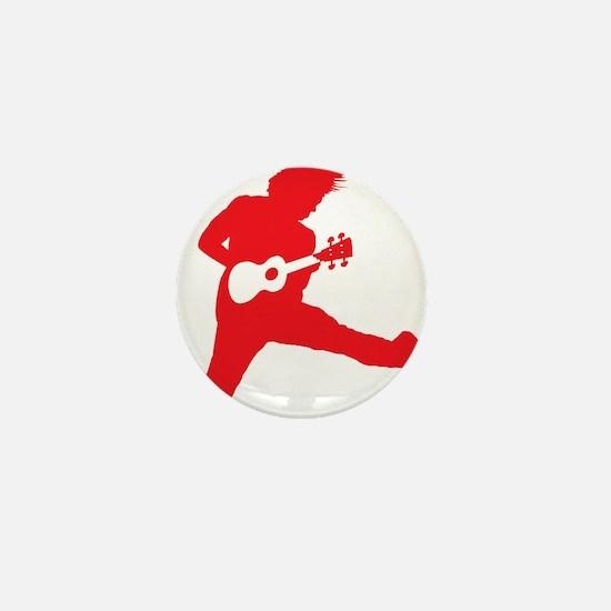 iUke Red Mini Button