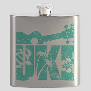 UKE Green Flask