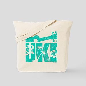 UKE Green Tote Bag