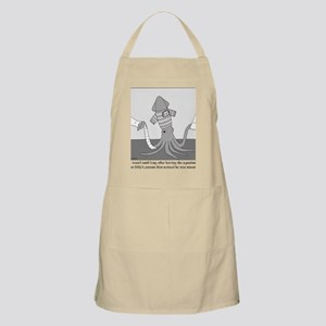 Billy the Squid Apron