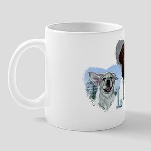 LLL puppies copy Mug